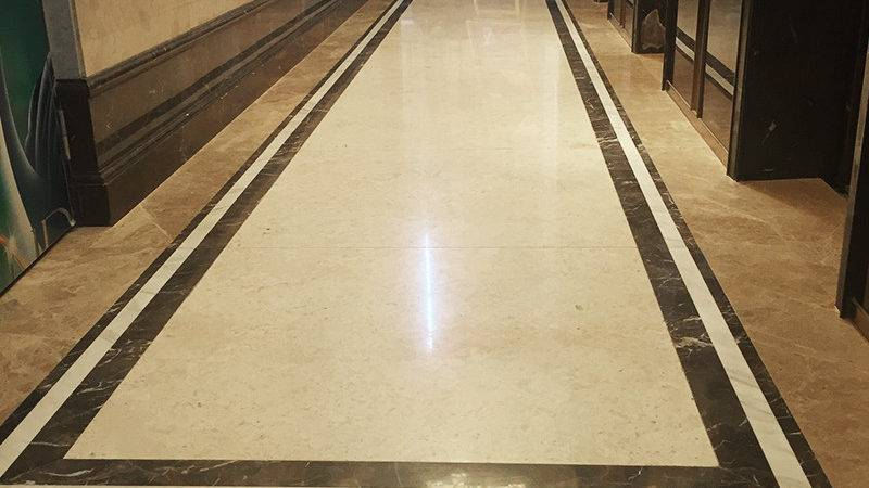 Chinese White Marble Flooring Border Designs Projects
