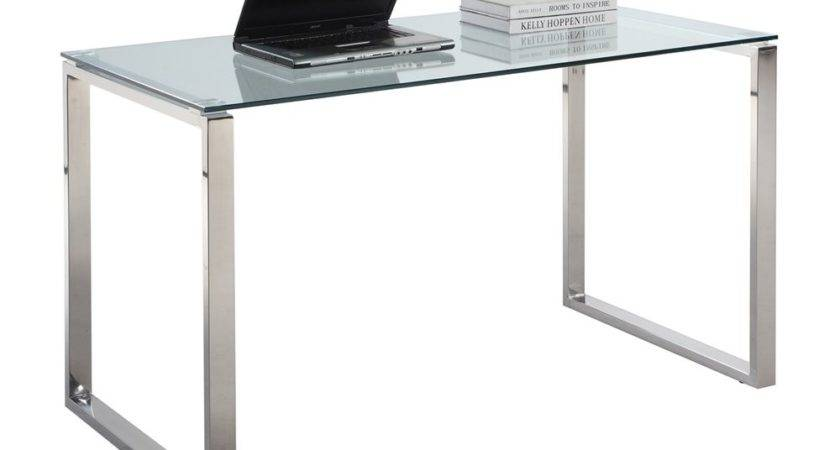 Chintaly Imports Large Computer Desk Atg Stores