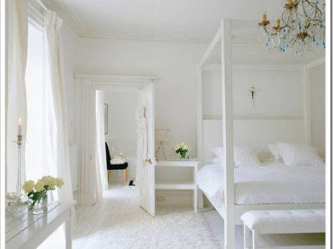 Chloe Home Inspiring All White Rooms Celebrate