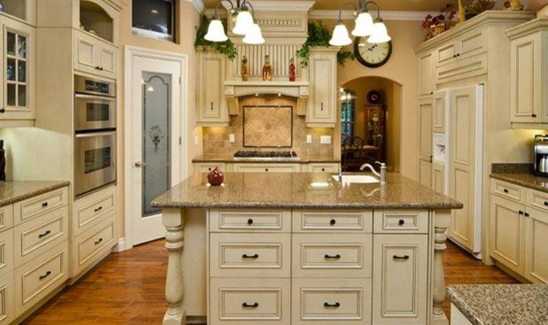 Choose Best Color Kitchen Cabinets Your