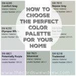 Choose Color Scheme Your Home Interior