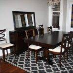 Choose Perfect Area Rug Your Dining Room