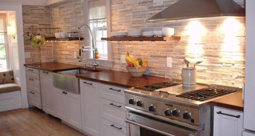 Choose Wood Countertop Your Kitchen