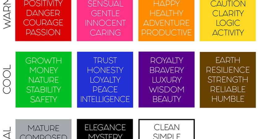 Choosing Best Colors Fonts Represent Your Brand