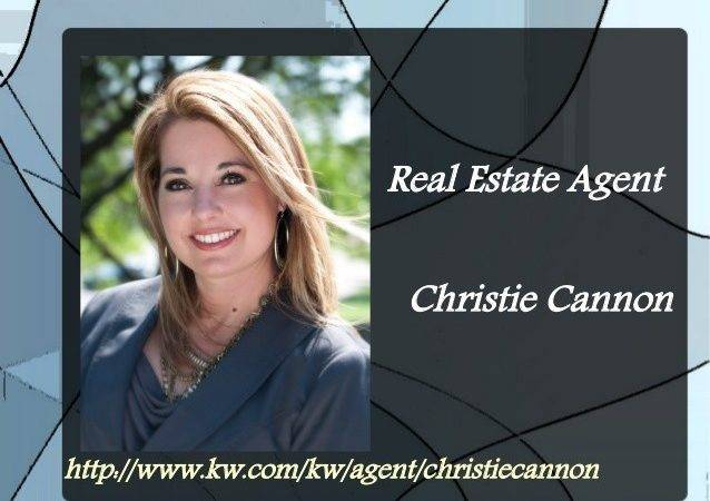 Christie Cannon Keller Williams Luxury Homes Real Estate Agent