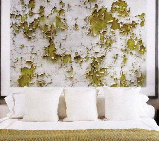 Christie Chase Art Headboard