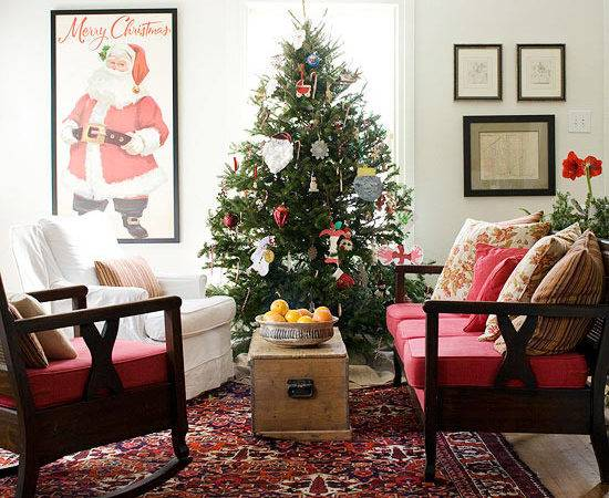 Christmas Decorating Ideas Living Room