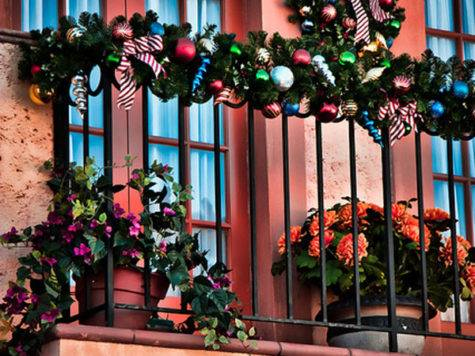 Christmas Decorating Ideas Your Balcony Outdoortheme