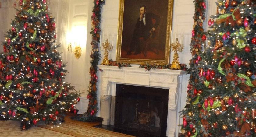 Christmas Decorating White House Todd
