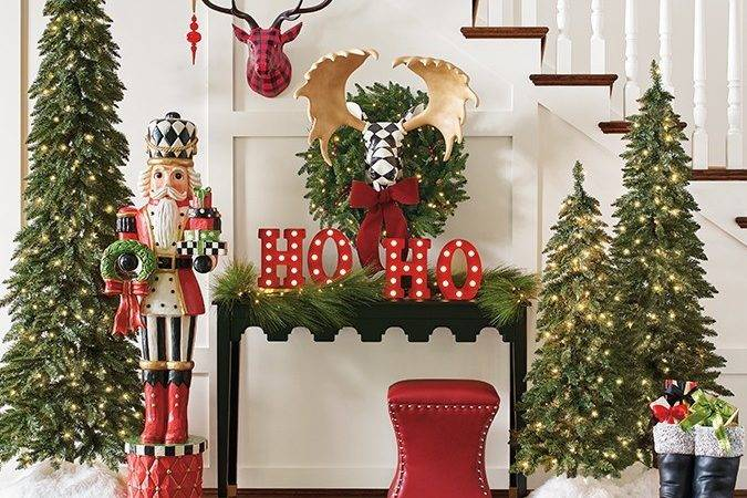 Christmas Decorations Decor Holiday