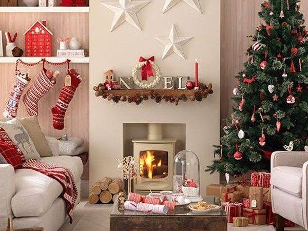 Christmas Home Decor Ideas Art Design