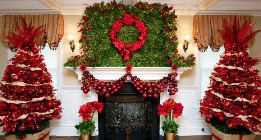 Christmas Mantel Decorating Ideas Hgtv