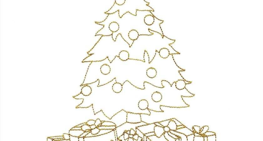 Christmas Tree Drawing Designs Temasistemi