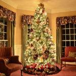 Christmas Tree Living Room Flickr Sharing