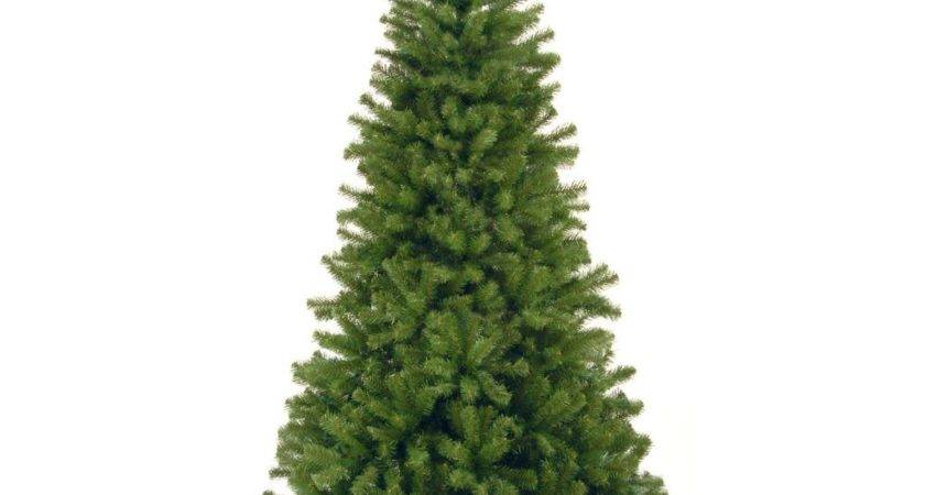 Christmas Tree Without Ornaments Decorating