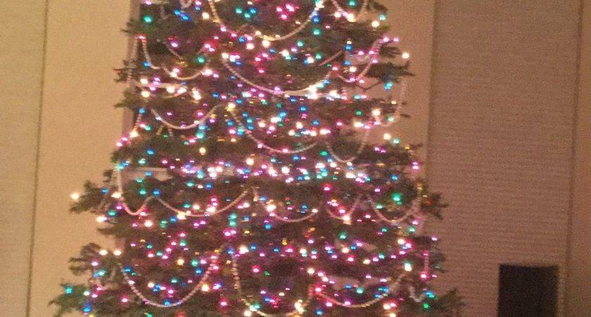 Christmas Trees Without Ornaments Home Design