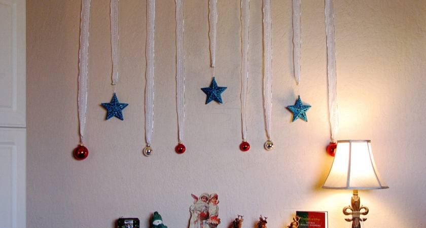 Christmas Wall Decorations Ideas Year