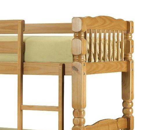 Chunky Standard Two Sleeper Solid Thick Strong Pine