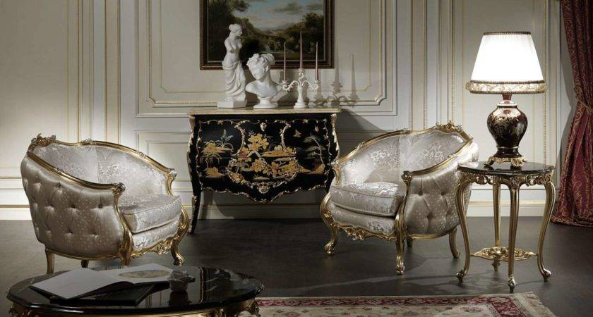 Classic Furniture Living Room Styles
