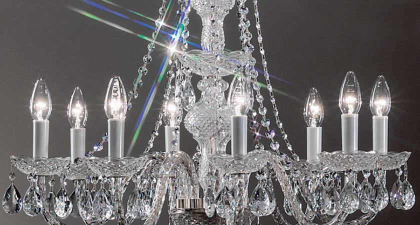 Classic Lighting Monticello Light Crystal Chandelier