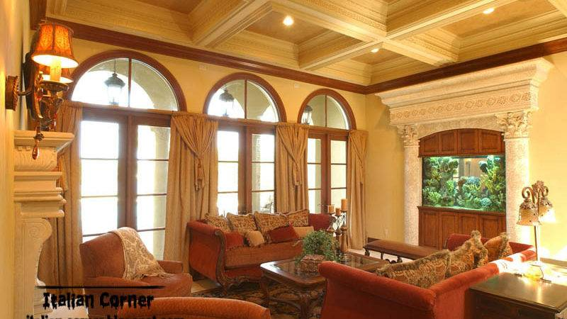 Classic Living Rooms Italian Ideas Furniture
