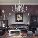 Classic Retro Style Living Rooms