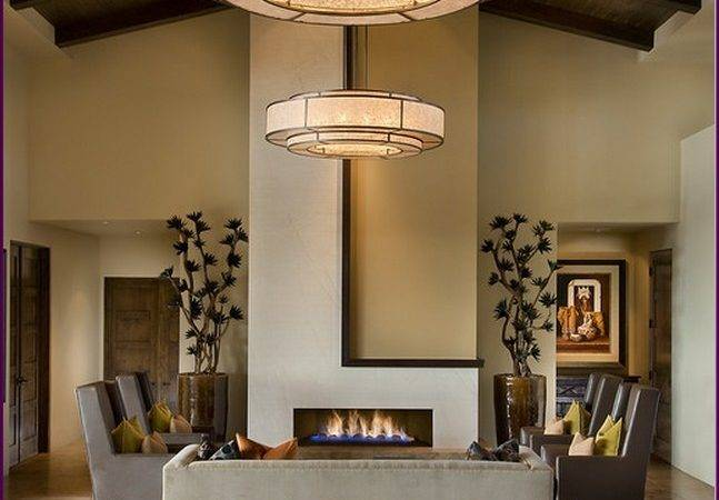Classy Chandelier Lamp Shades Asian Living Room Modern