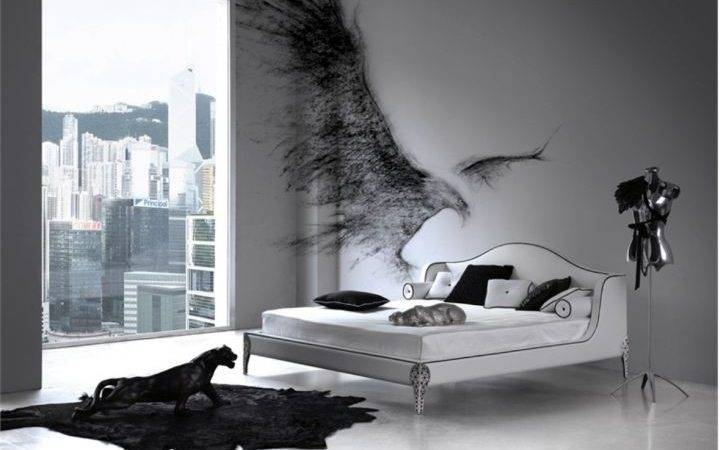 Classy Gothic Bedroom Ideas Scare Pants Off
