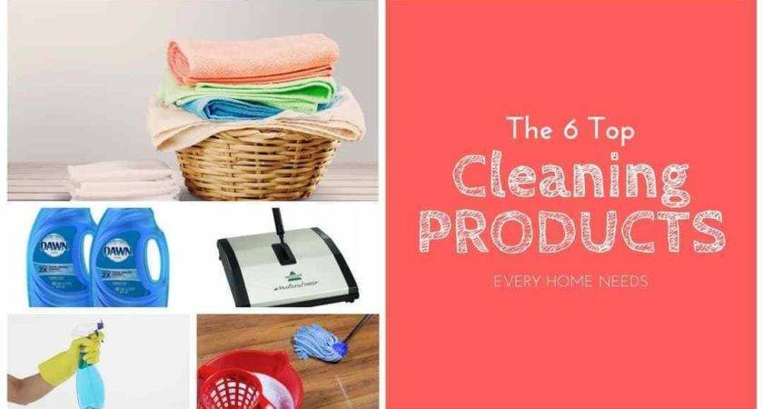 Cleaning Products Every Home Needs