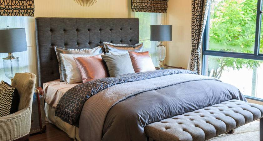Clever Small Master Bedroom Ideas Photos