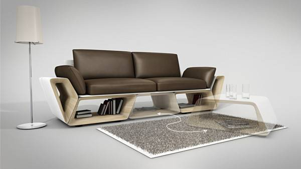 Clever Space Saving Sofa Smartglass International Blog