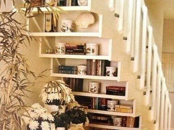 Clever Stairs Storage Ideas Hative