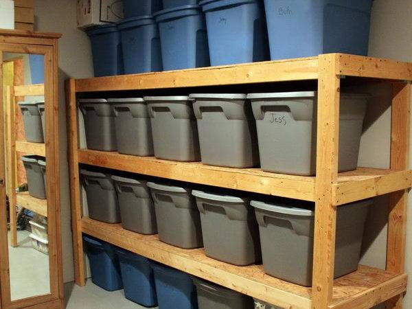 Clever Storage Ideas Your Attic Hative