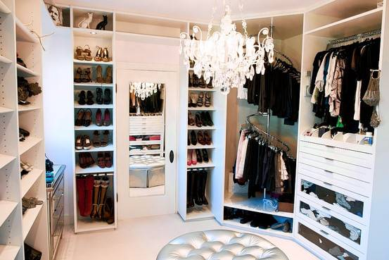 Closets Become Boutiques Dressing Rooms Living Spaces Wsj
