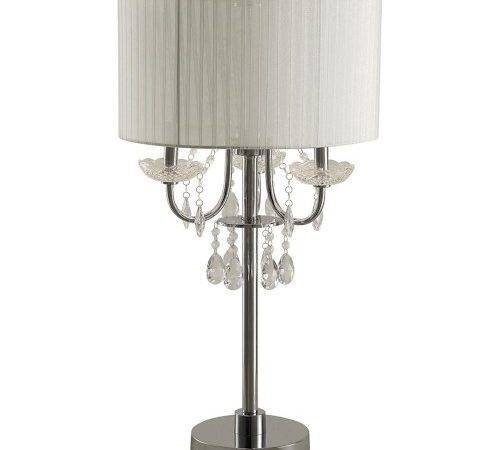 Coaster Table Lamps Lamp Hanging Crystal Dunk