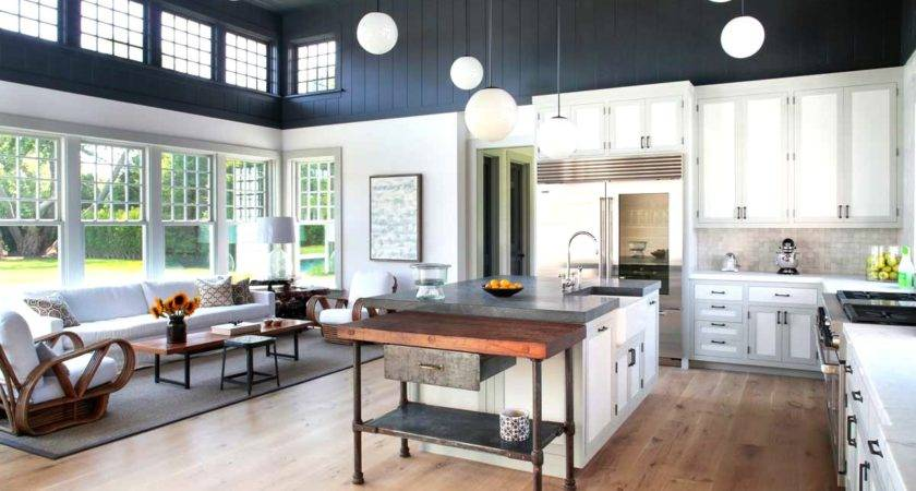 Cococozy Tale Two Toned Kitchen
