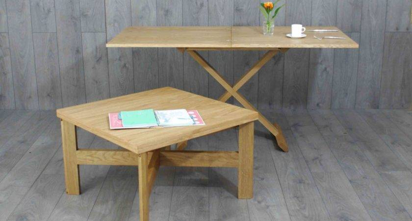 Coffee Table Dining Convertible