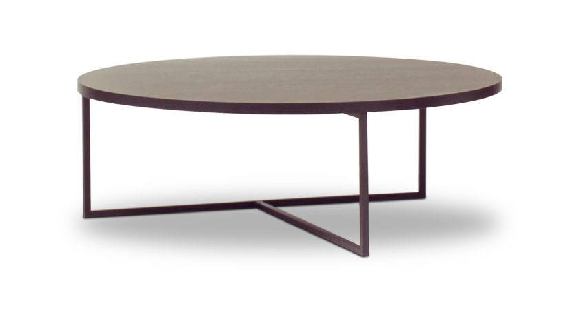 Coffee Table Inspiring Round Glass