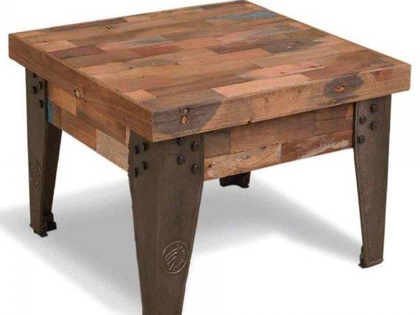 Coffee Tables Boat Wood Table Small