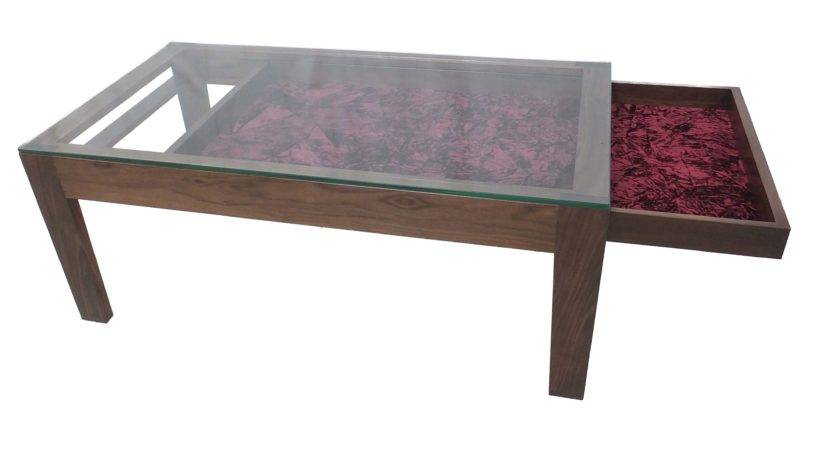Coffee Tables Ideas Simple Glass Top Table