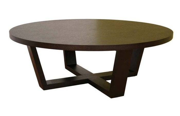 Coffee Tables Ideas Table Round Wood End Solid Oak