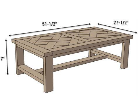 Coffee Tables Ideas Top Table Height