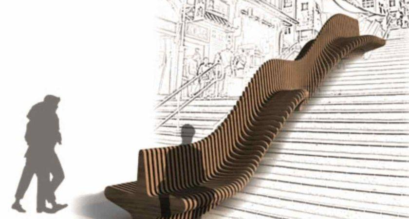 Collection Urban Furniture Design Concepts