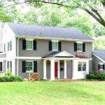 Colonial House Exterior Makeover Maybehip