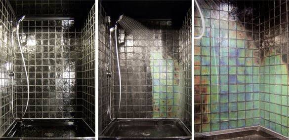 Color Changing Tiles Apartment Therapy