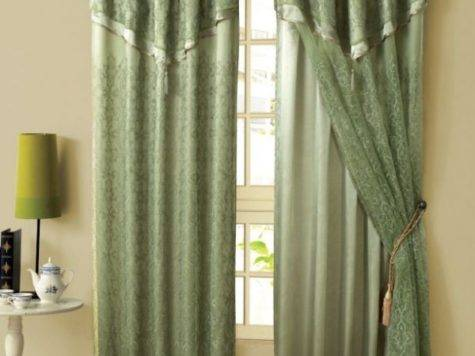 Color Curtains Walls