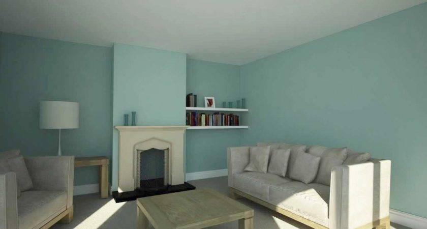 Color Paint Makes Room Look Bigger Home Design