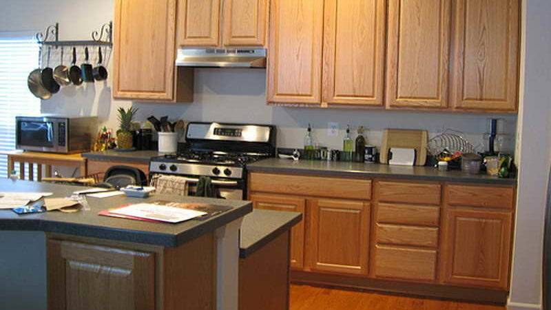 Color Paint Your Kitchen Interior Decorating