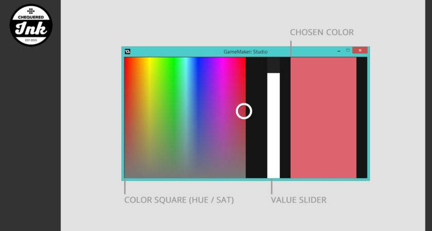 Color Picker Chequered Ink Ltd Gamemaker Marketplace
