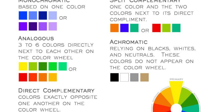 Color Theory Uwccr Visual Arts